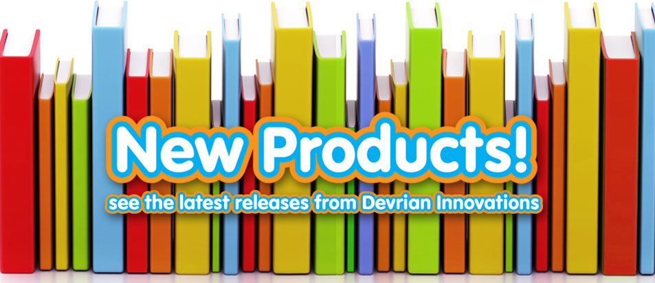 Find all the new products Devrian Innovations has to offer!